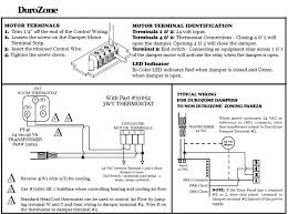 damper motor wiring diagram damper image wiring replaced zone controller no m2 terminal for dampers hvac diy on damper motor wiring diagram