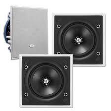 kef uni q. kef ci130qs uni-q speakers square in wall or ceiling kef uni q