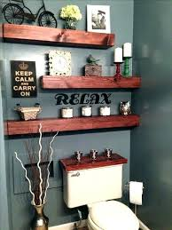bathroom shelves decor. Bathroom Shelf Decor Decorative Shelves Best Ideas On Half .