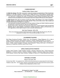 Useful Human Resources Job Resume Sample Cover Letter Hr Manager