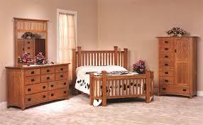 made oak mission bedroom set regarding furniture idea 3