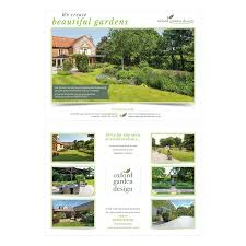 Small Picture Gorgeous garden images to promote as a flyer Postcard flyer or