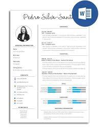 resume model in word