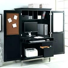office desk armoire. Modern Office Armoire Desk Medium Image For Desks Apartments Home Design With Black .