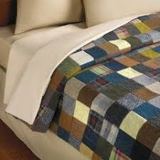11 best quilt images on Pinterest | Projects, Bedrooms and Container & The Genuine Irish Tweed Patchwork Quilt - Hammacher... | review | Kaboodle Adamdwight.com