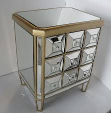 pretty mirrored furniture design ideas. Divine Images Of Mirrored Night Stand And Side Table For Living Room  Decoration Ideas : Archaic Pretty Mirrored Furniture Design Ideas U