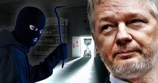 wikileaks office. (RT) Three Hooded Raiders Broke Into The Office Of WikiLeaks Wikileaks