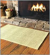 fireproof rugs for fireplace fireproof hearth rugs target