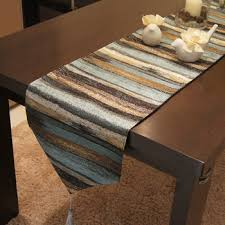 dining room table runners lace