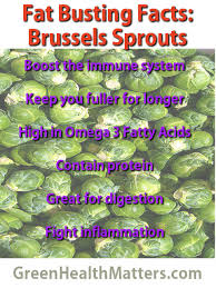 brussels sprouts nutrition info for weight loss