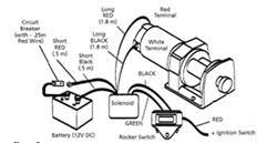 superwinch lt winch wiring and installation on polaris click to enlarge