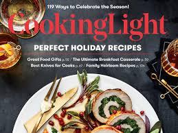 Cooking Light Magazine Cancel Subscription December 2017 Recipe Index Cooking Light Cooking Light