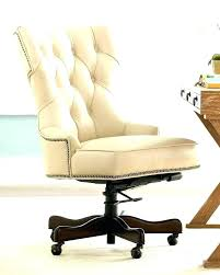 tufted desk chair. Tufted Desk Chair White Office Work Smart Leather .
