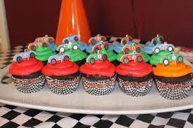 Race Car Birthday Party Recap Age 3