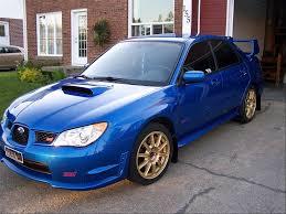 Subaru Impreza WRX STI Questions - Anyone Looking for a Subara ...