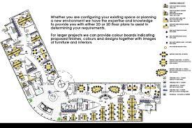 office space plan. Space Planning Office Plan N