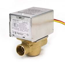 v8043e1012 honeywell v8043e1012 3 4 sweat zone valve 3 4 sweat zone valve connection 18 leads product image