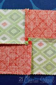 Tutorial: How to make a perfect four-patch quilt block | Handmade ... & Tutorial: How to make a perfect four-patch quilt block Adamdwight.com