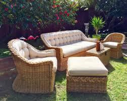 Vintage outdoor furniture Etsy