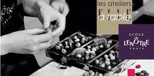 Cours De Cuisine By Lenôtre My Fashion Cadeau Cadeaux Tendances