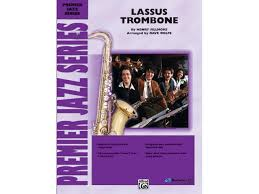 Dave Wolpe Charts Lassus Trombone Arr Dave Wolpe