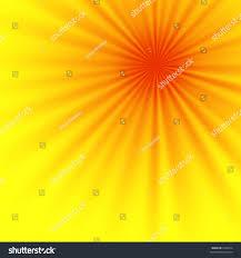 Yellow Light Shining Down Illustration Light Beams Shining Down On Stock Illustration