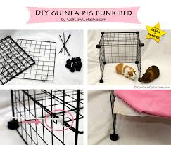 cavy fleece bunk bed