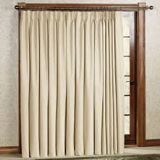 Image of: Sliding Door Curtains Thermal