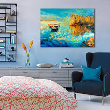 Oil Paintings For Living Room Modern Wall Art Iarts Professional Wall Art Supplierhandmade