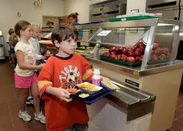 elementary school cafeteria. Summer Meals Program Aims To Bridge Nutrition Gap For Ga. Students | 90.1 FM WABE Elementary School Cafeteria