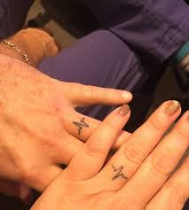 Couple Tattoos Ring Finger