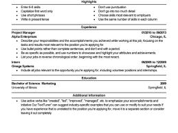 Resume Punctuation Resume Online Builder