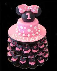 Minnie Mouse Birthday Cake Decorations — Wow Minnie