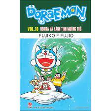 Sách - Doraemon Truyện Dài - Tập 10 - Nobita Và Hành Tinh Muông ...