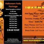 Word Halloween Templates Halloween Invitation Templates Microsoft Word Marutaya Info