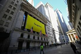 Snapchat Stock Quote Unique Snap Stock Plunge Partly Blamed On Snapchat Redesign Fortune