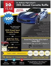2018 porsche raffle.  2018 2018 grand sport corvette or 65000 cash for porsche raffle 2