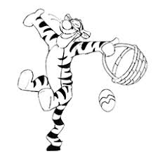 tigger coloring pages. Interesting Pages Atiggercoloringpagesegg With Tigger Coloring Pages I