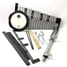 Percussion Note Chart Details About Mapex Xylophone Kit Rolling Case Drum Pad Stands Note Chart Sticks Prac Book