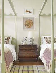 Should You Decorate a Guest Room With Twin Beds? - WSJ