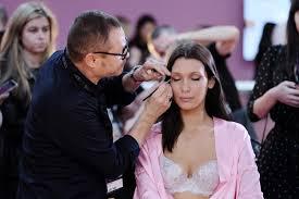 victoria s secret fashion show hair makeup backse 2016