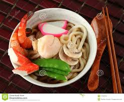 2,660 Seafood Udon Photos - Free ...