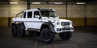 Mercedes g wagon 6x6,6164 southern suburbs 2003 mercedes benz ml270 automatic wagon no. 2014 Mercedes G63 Amg 6x6 By Carlsson Top Speed