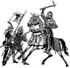 Реферат Развитие военного искусства в период Столетней войны Реферат Развитие военного искусства в период Столетней войны