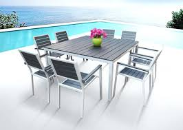 Aluminum Dining Room Chairs Awesome Design
