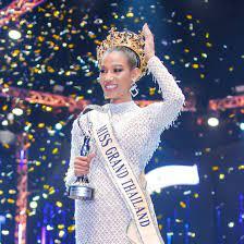 Miss Grand Thailand - Startseite