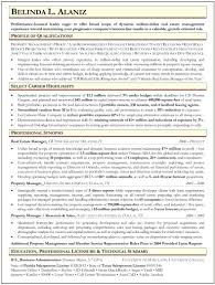 Professional Resume Writing Services Professional Resume Writing Sample Resume For Property Manager 81