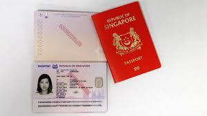 <b>Singapore</b> passport gets <b>new design</b>, security upgrade - CNA