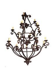 3 tier chandelier studios iron axis 60