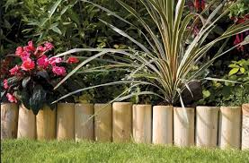 garden border edgings edecks